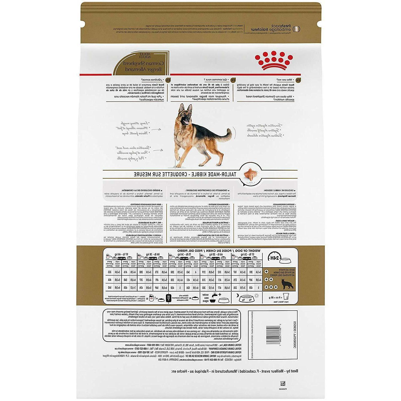 Royal HEALTH NUTRITION German Shepherd Adult dry dog food,