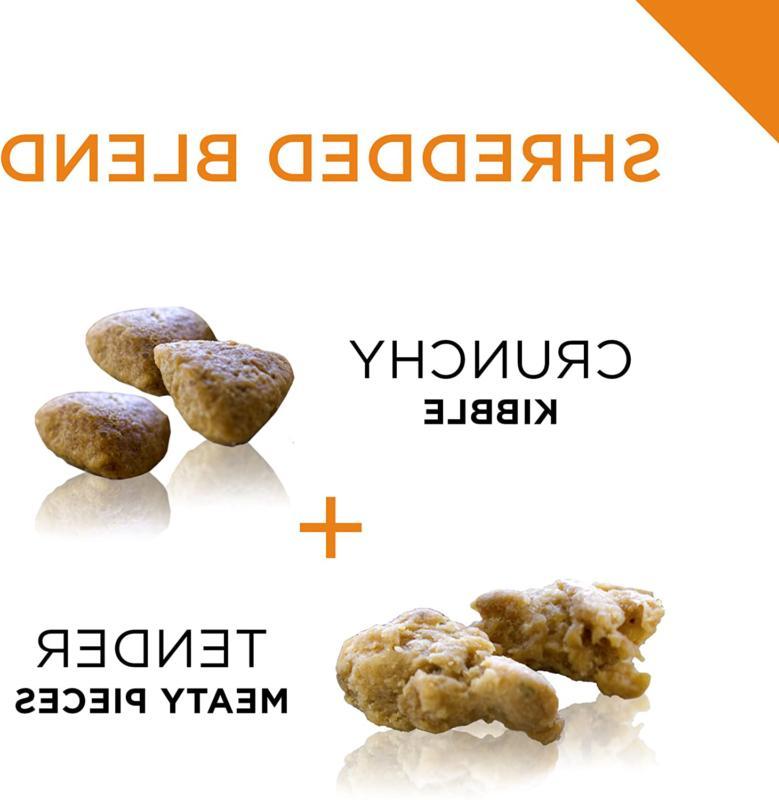Purina Pro Plan SAVOR Shredded Blend Probiotics Dry Food
