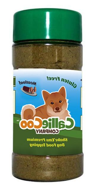 Shake'ems Dog Food Topping Gluten Free -Meatloaf All Natural