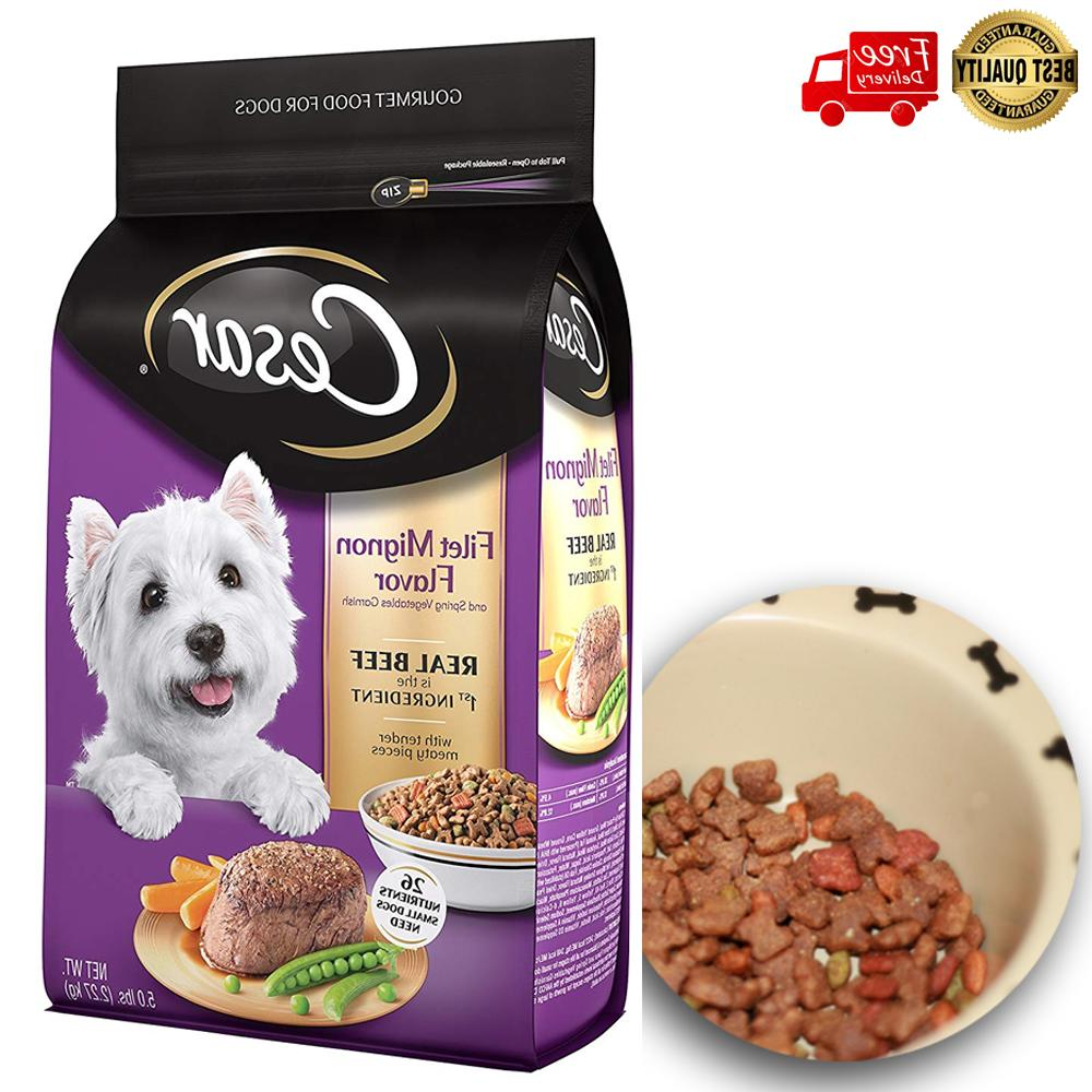small breed dry dog food 5lb