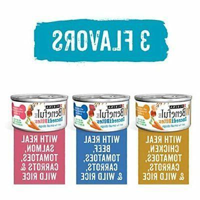 Purina Wet Dog Food Variety Pack, IncrediBites