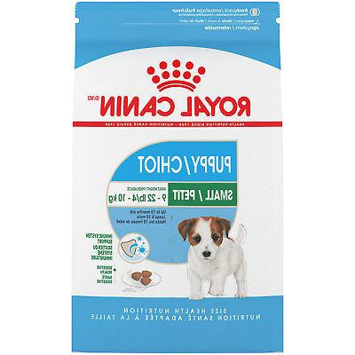 small puppy dry food