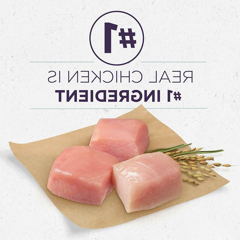 Purina SmartBlend Vibrant Maturity 7+ Dog Food