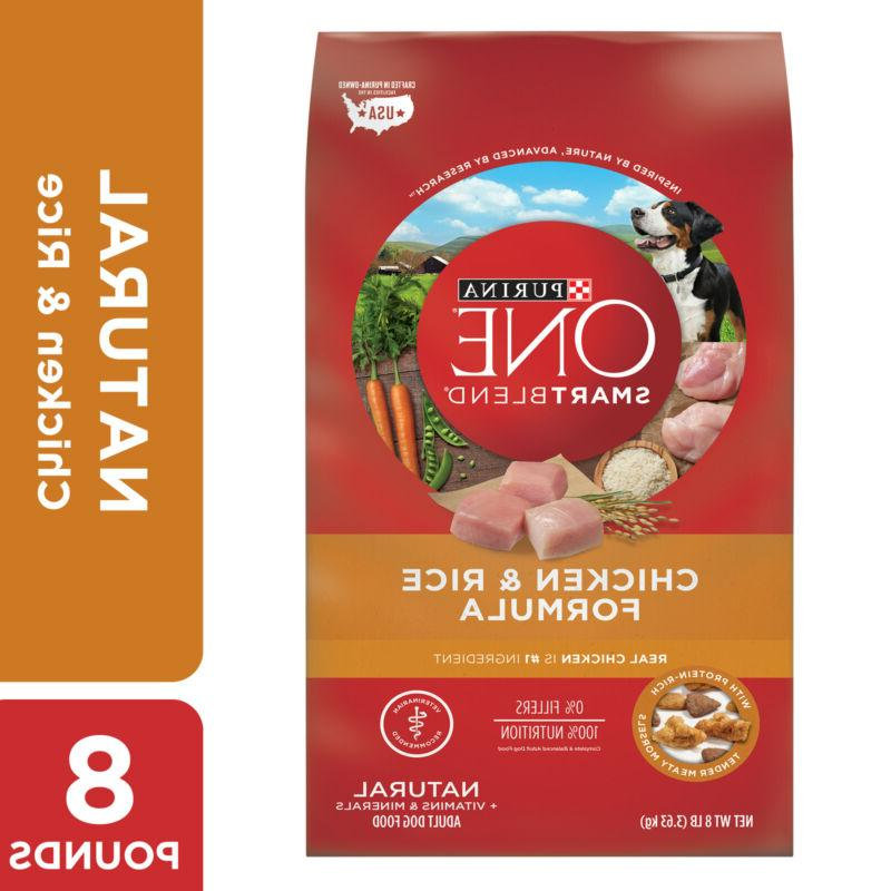 smartblend chicken rice formula dry