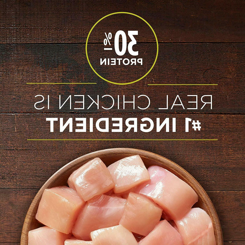 Purina ONE Free Adult Dry Food,