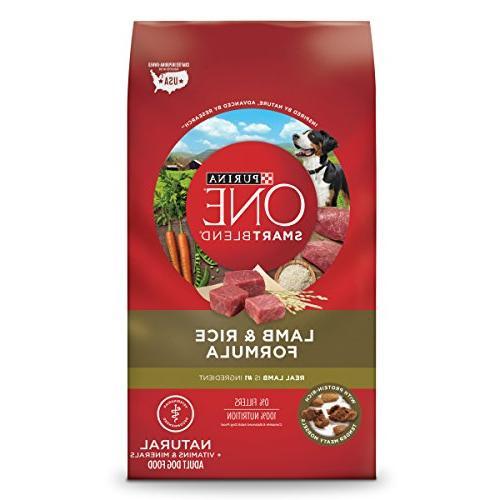 smartblend lamb rice formula dry