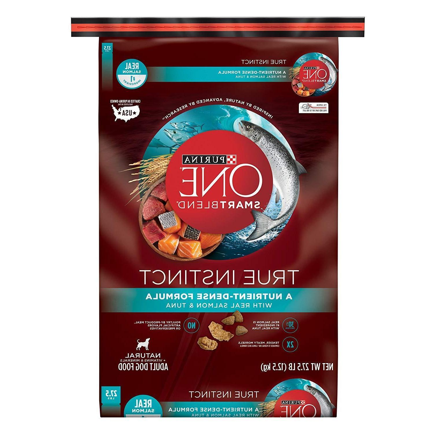 smartblend true instinct natural salmon and tuna
