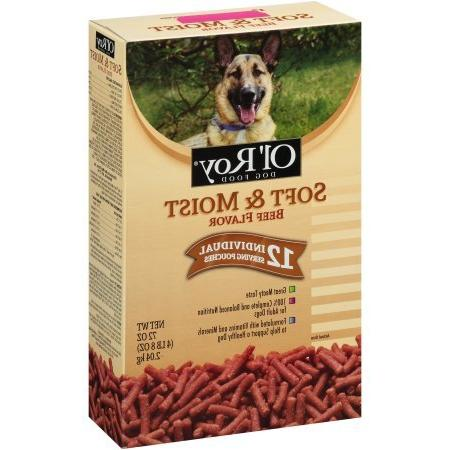 Ol' Roy® Moist Dog Food 72
