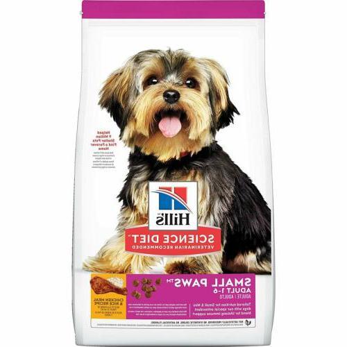 toy breed dog food