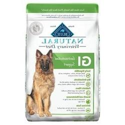 Blue Natural Veterinary Diet GI Gastrointestinal Support Dry