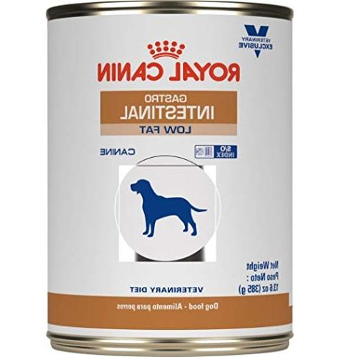 Royal Canin Veterinary Gastro Low Fat Wet Dog Food 410G X 12