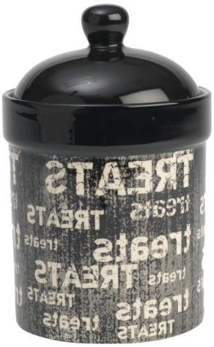 vintage treat jar pets