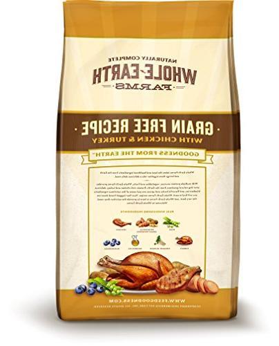 Whole Earth Free Recipe Food, 25-Pound