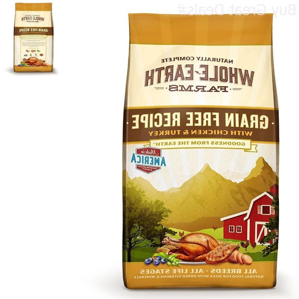 whole earth farms grain recipe