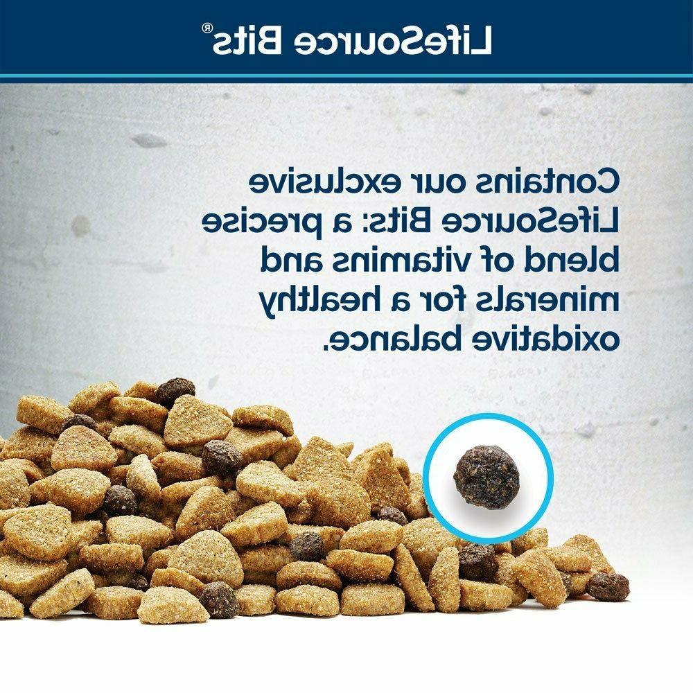 Blue Buffalo Recipe Grain-Free Senior Dry Dog Bag