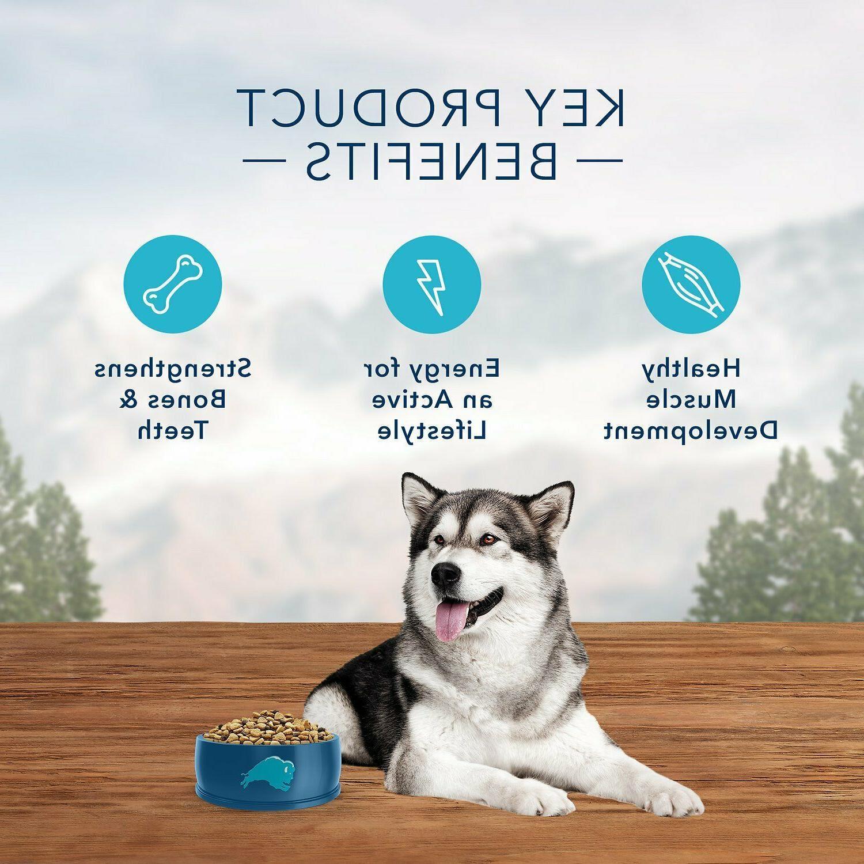 Blue Buffalo Wilderness Recipe Dry Food 24lb