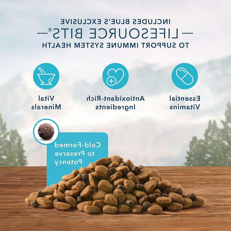 Blue Wilderness Duck Recipe Grain-Free Dry Dog Food