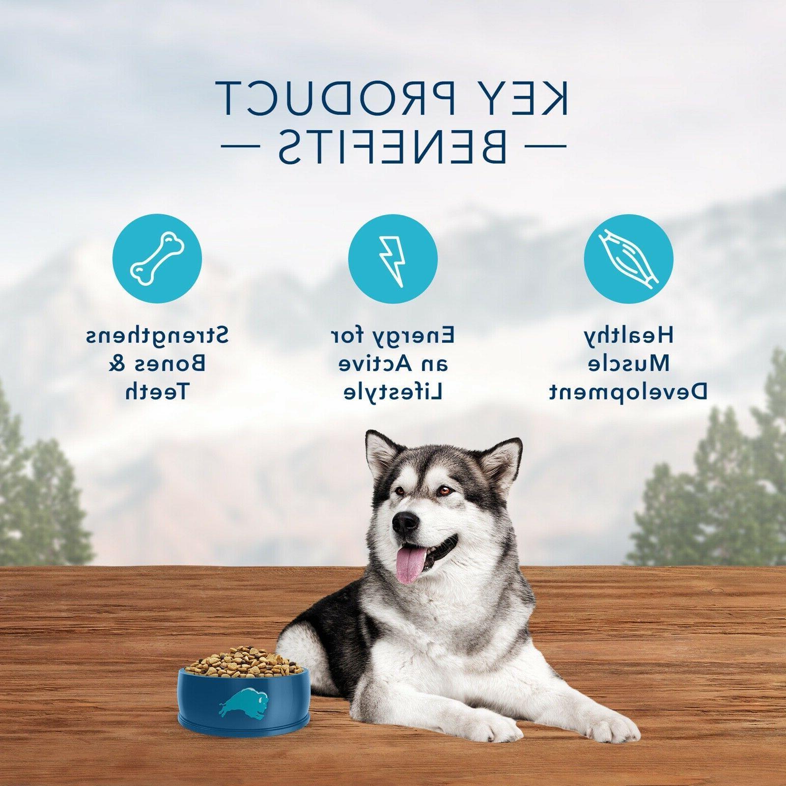 Blue Free, Dog Salmon 24