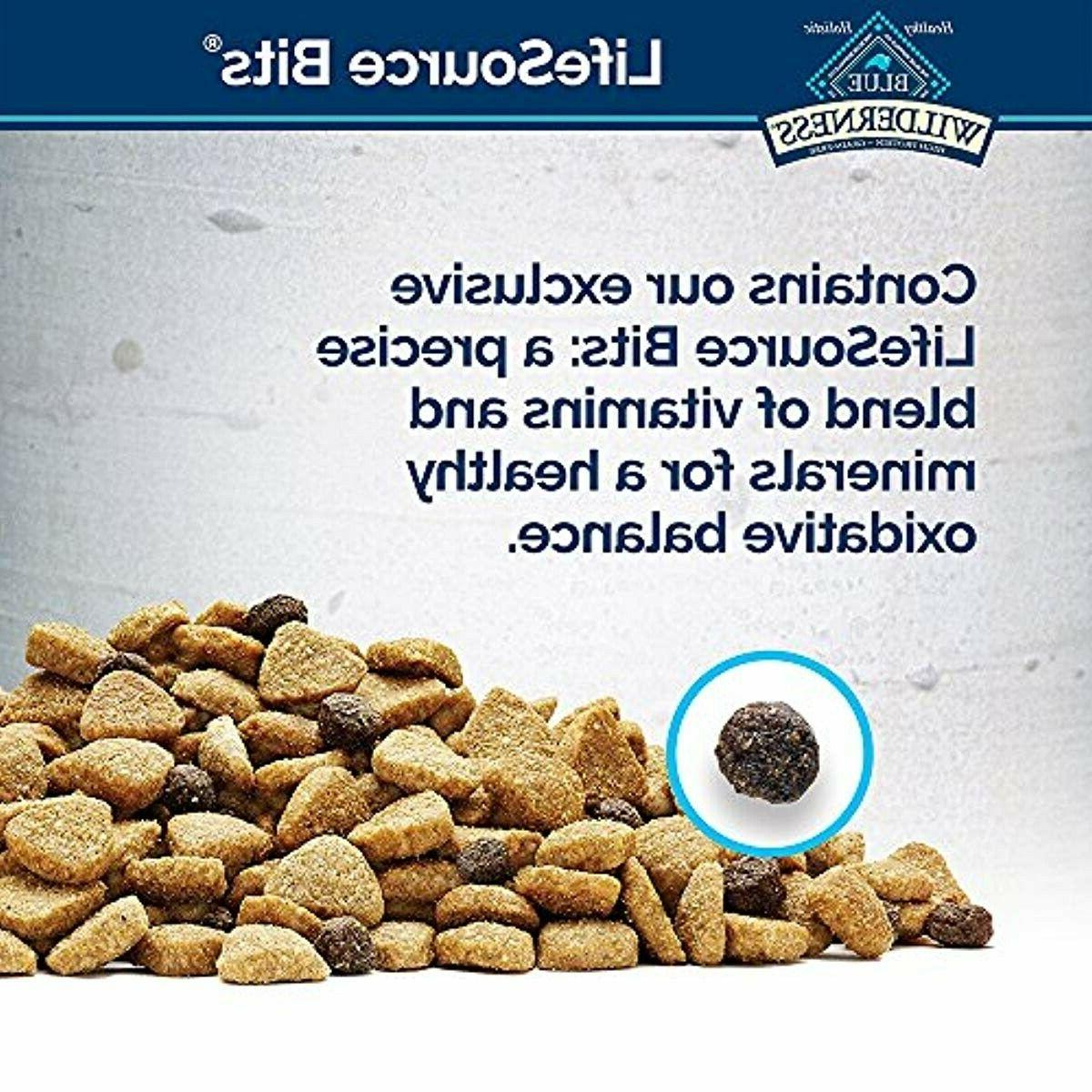 Blue Buffalo High Protein Adult Dog Food