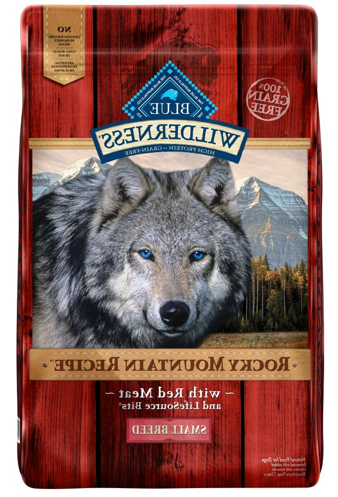wilderness rocky mountain recipe small breed red