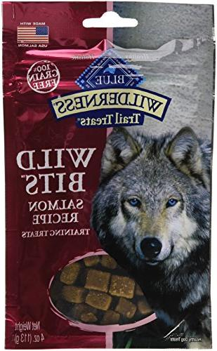 Blue Wilderness® Trail Treats Grain Free Wild Bits Dog T