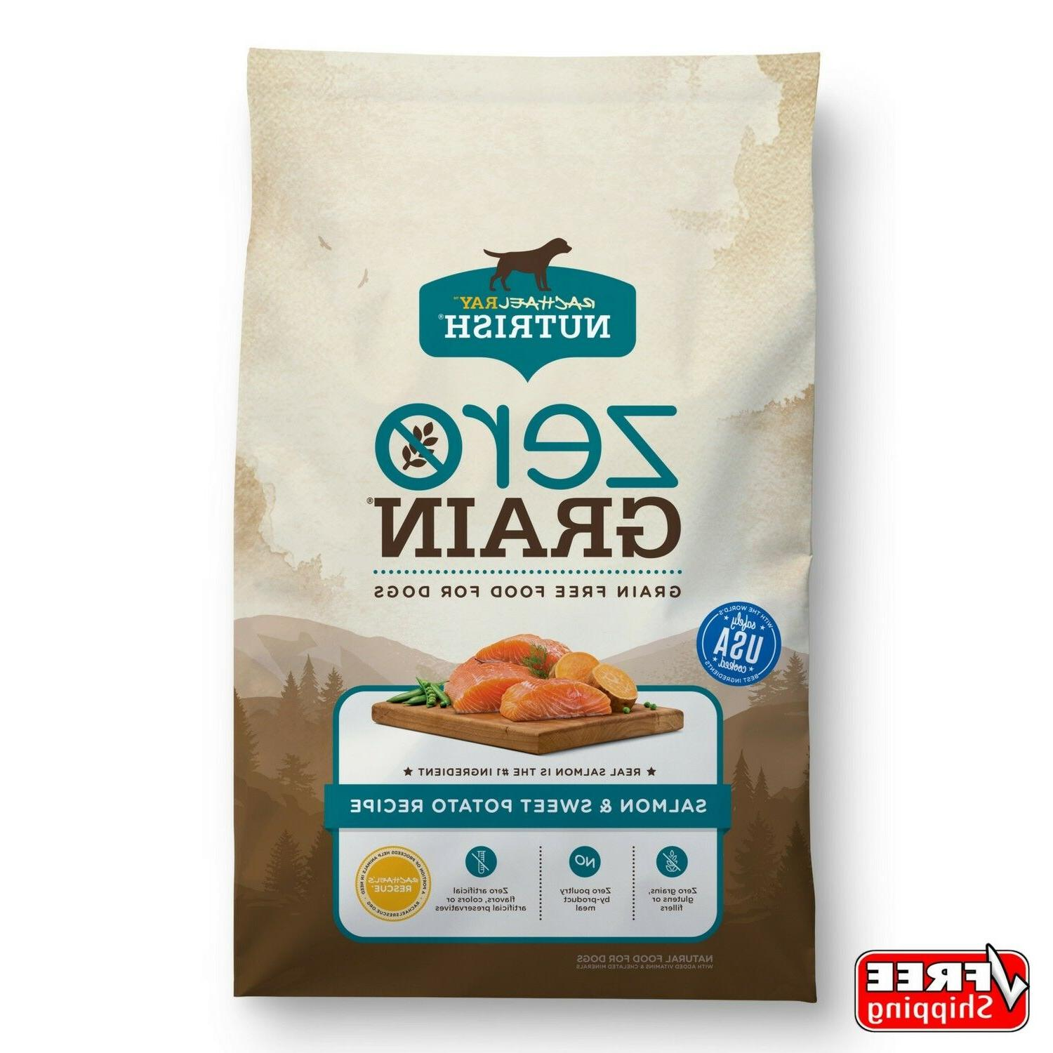 zero grain dry dog food