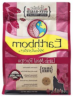 Earthborn Holistic Grain Free Lamb Biscuit, 2 lb