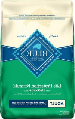 Blue Buffalo Life Protection Adult Lamb & Brown Rice Recipe