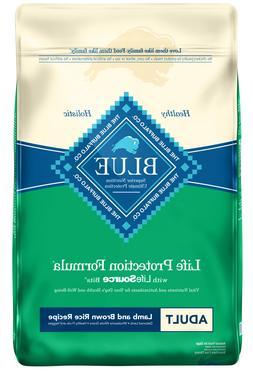 Blue Buffalo BLUE Adult Dog Lamb & Brown Rice 6 lb
