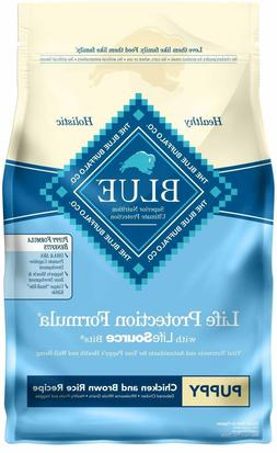 Blue Buffalo Life Protection Formula Natural Puppy Dry Dog F