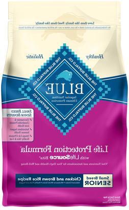 Blue Buffalo Life Protection Formula Natural Senior Small Br