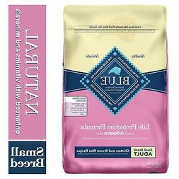 Blue Buffalo Life Protection Formula Small Breed Dog Food-Na