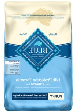 Blue Buffalo Life Protection Puppy Chicken & Brown Rice Dog