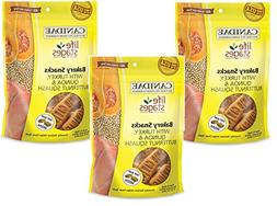 Canidae Life Stages Bakery Snacks with Turkey, Quinoa, Butt