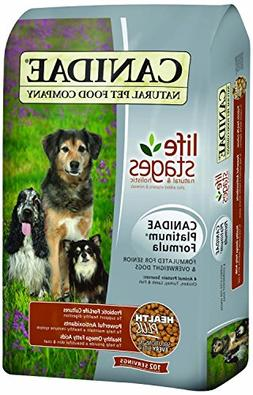 Canidae Life Stages Platinum Formula Senior & Overweight Dog