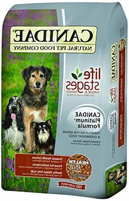 Canidae Life Stages Platinum Formula Senior & Overweight Dog