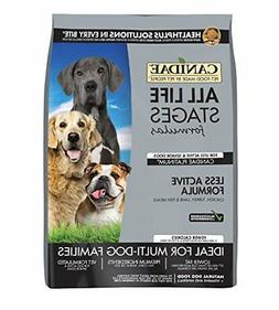 Canidae All Life Stages Platinum Less Active Dog Dry Food Mu