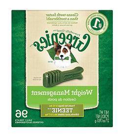 Greenies Lifestage Lite Canister Teenie 96/Ct