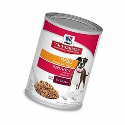 Adult Light with Liver Wet Dog Food