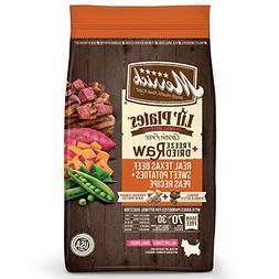 Merrick Lil Plates Grain Free Beef+Sweet Potato Recipe With