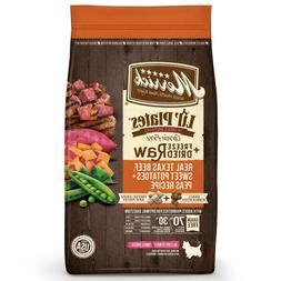Merrick Lil' Plates Grain Free Beef & Sweet Potato w/ Raw Bi