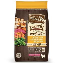Merrick Lil' Plates Grain Free Chicken & Sweet Potato w/ Raw