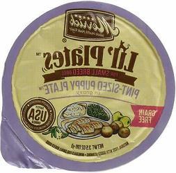 Merrick Lil' Plates Grain Free Small Breed Wet Dog Food, 3.5