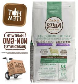limited ingredient diet adult dry dog food