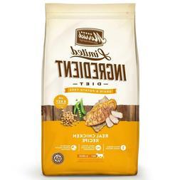 limited ingredient diet adult grain free chicken