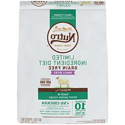 Nutro Limited Ingredient Diet Small Bites Adult Lamb & Sweet