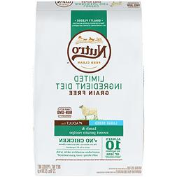 Nutro Limited Ingredient Diet Adult Large Breed Dry Dog Food