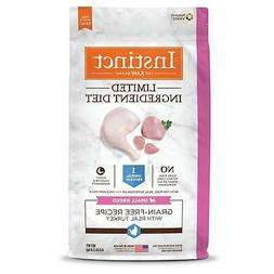 Instinct Limited Ingredient Diet Small Breed Grain Free Reci