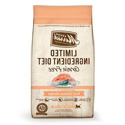 Merrick Limited Ingredient Diet Grain Free Salmon Dry Cat Fo