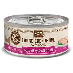Merrick Limited Ingredient Diet Grain Free Turkey Canned Cat